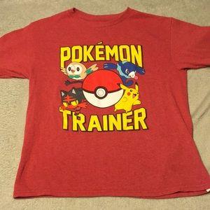"""""""Pokemon Trainer"""""""